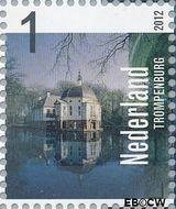 Nederland NL 2903a  2012 Mooi Nederland- Trompenburg 1 cent  Gestempeld
