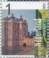 Nederland NL 3015a  2013 Mooi Nederland (57) Bunschoten-Spakenburg 1 cent  Gestempeld