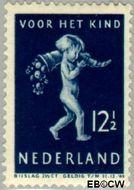 Nederland NL 331  1939 Kind met hoorn des overvloeds 12½+3½ cent  Gestempeld
