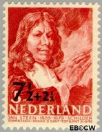 Nederland NL 354  1940 Bekende personen 7½+2½#5 cent  Postfris