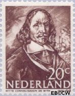 Nederland NL 417  1943 Zeehelden 20 cent  Gestempeld