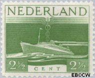 Nederland NL 429  1944 Bevrijding 2½ cent  Postfris