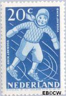 Nederland NL 512  1948 Sport en beweging 20+8 cent  Gestempeld