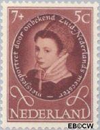 Nederland NL 668  1955 Kinderportretten 7+5 cent  Postfris