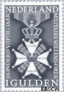 Nederland NL 839#  1965 Willemsorde  cent  Postfris