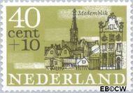Nederland NL 846  1965 Steden 40+10 cent  Postfris
