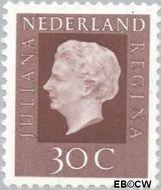Nederland NL 941  1972 Koningin Juliana- Type 'Regina' 30 cent  Gestempeld