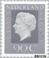 Nederland NL 951  1975 Koningin Juliana- Type 'Regina' 90 cent  Gestempeld