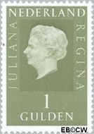 Nederland NL 952  1969 Koningin Juliana- Type 'Regina' 100 cent  Postfris