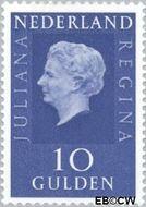 Nederland NL 958  1970 Koningin Juliana- Type 'Regina' 1000 cent  Gestempeld