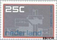 Nederland NL 964#  1970 Wereldtentoonstelling- Osaka  cent  Gestempeld