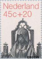 Nederland NL 989  1971 Kerkbeelden 45+20 cent  Gestempeld