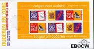Nederland NL E381a  1998 Ouderen  cent  FDC zonder adres