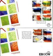 Nederland NL E499  2004 Uitbreiding E.U.  cent  FDC zonder adres