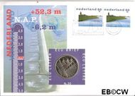 Nederland NL ECU030  1998 Nederland Waterland  cent  Postfris