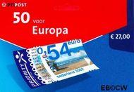 Nederland NL HB2063  2002 Euro-zegel 54 cent  Postfris