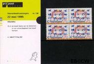 Nederland NL M138  1995 Sterrenbeelden  cent  Postfris