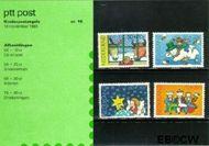 Nederland NL M16  1983 Wintermotieven  cent  Postfris
