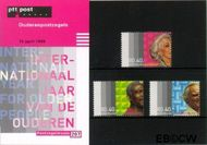 Nederland NL M207  1999 Ouderen  cent  Postfris
