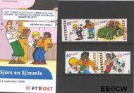 Nederland NL M232  2000 Strippostzegels- Sjors en Sjimmie  cent  Postfris