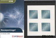Nederland NL M236  2000 Rouwzegel zelfklevend  cent  Postfris