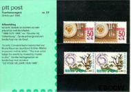 Nederland NL M27  1985 Toerisme  cent  Postfris