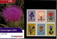 Nederland NL M295  2004 Bloem en kunst  cent  Postfris
