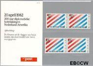 Nederland NL M4  1982 Betrekkingen Nederland-U.S.A.  cent  Postfris