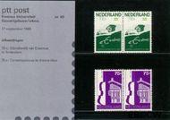 Nederland NL M60  1988 Concertgebouw Orkest  cent  Postfris