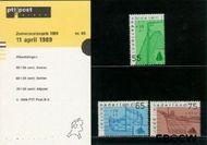 Nederland NL M65  1989 Schepen  cent  Postfris