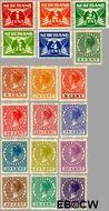 Nederland NL R1#R18  1926 Type 'Veth'  cent  Gestempeld
