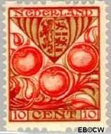 Nederland NL R76  1926 Wapens 10+3 cent  Gestempeld