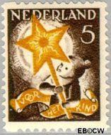 Nederland NL R99  1933 Drie-koningenfeest 5+3 cent  Gestempeld