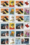 Nederlandse Antillen NA 1689a#1689f  2006 Persoonlijke zegels  cent  Postfris