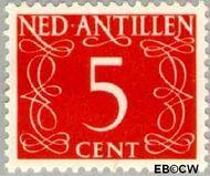 Nederlandse Antillen NA 217  1950 Type 'van Krimpen' 5 cent  Gestempeld