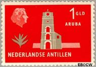 Nederlandse Antillen NA 287  1958 Landschappen 100 cent  Gestempeld