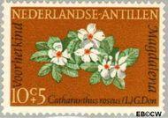 Nederlandse Antillen NA 348  1964 Bloemen 10+5 cent  Gestempeld