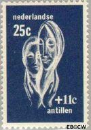 Nederlandse Antillen NA 388  1967 Sociaal en cultureel werk 20+10 cent  Gestempeld
