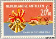 Nederlandse Antillen NA 398  1968 Sociale zorg 10+5 cent  Gestempeld