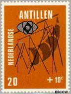 Nederlandse Antillen NA 428  1970 Media 20+10 cent  Gestempeld