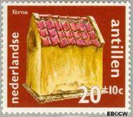Nederlandse Antillen NA 438  1971 Voorwerpen 20+10 cent  Gestempeld