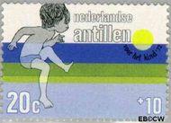 Nederlandse Antillen NA 458  1972 Elementen 20+10 cent  Gestempeld