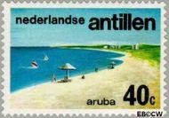 Nederlandse Antillen NA 518  1976 Toerisme 40 cent  Gestempeld