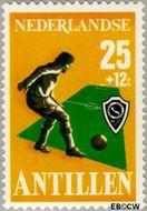 Nederlandse Antillen NA 578  1978 Sport 25+12 cent  Gestempeld