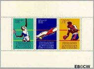 Nederlandse Antillen NA 688  1981 Sport  cent  Postfris