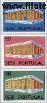 POR 1070#1072 Postfris 1969 C.E.P.T.- Gebouw