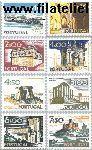 POR 1240#1247 Postfris 1974 Steden en landschappen