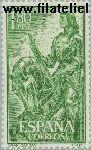 SPA 1106# Postfris 1958 Córdobas, Gonzalo Fernández