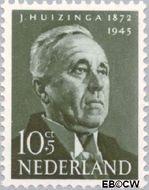 Nederland NL 644  1954 Bekende personen 10+5 cent  Postfris
