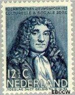 Nederland NL 299  1937 Bekende personen 12½+3½ cent  Gestempeld